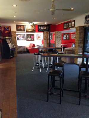 The Back Page Sports Bar  Grill - Perisher Accommodation