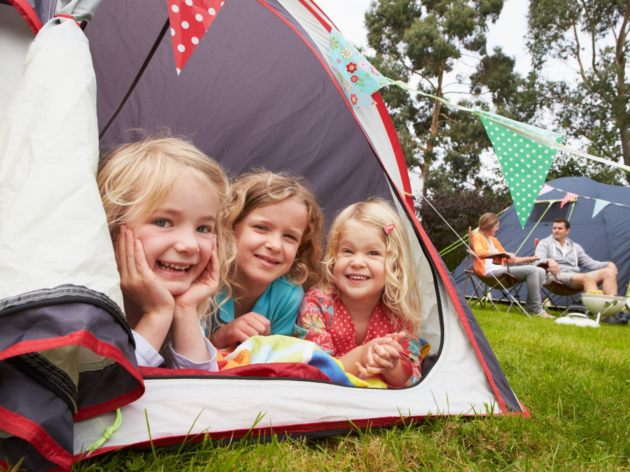 Camp Out In Town - Perisher Accommodation