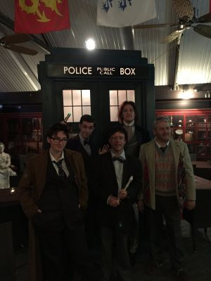 Dr Who Quiz Night - Perisher Accommodation