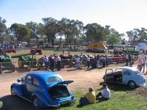 Quirindi Rural Heritage Village - Vintage Machinery and Miniature Railway Rally and Swap Meet - Perisher Accommodation