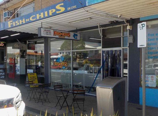 Fish N Chips On Civic - Perisher Accommodation