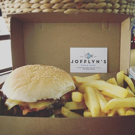 Jofflyn's Fish  Chips - Perisher Accommodation