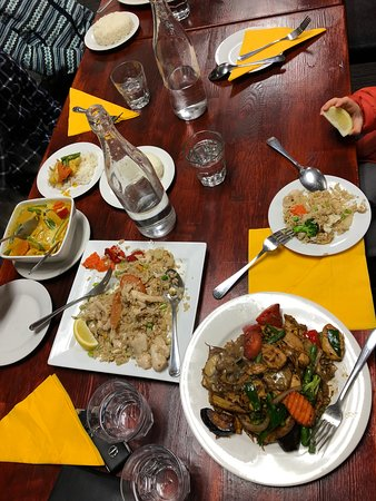 Kinnaree Thai Restaurant - Perisher Accommodation