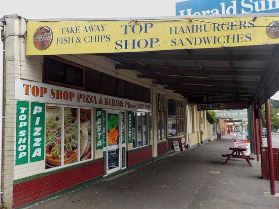 Top Shop Fish and Chips - Perisher Accommodation