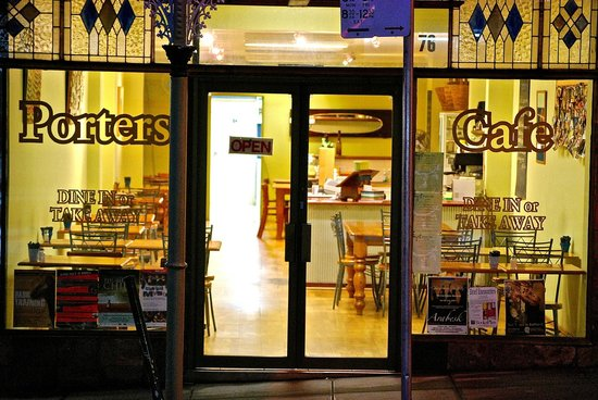 Porters Cafe - Perisher Accommodation