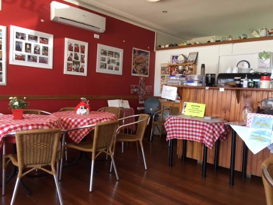 Marion's Red Cross Tea House - Perisher Accommodation