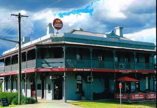 The Oriental Hotel Tumut - Perisher Accommodation