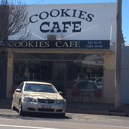 Cookies Cafe - Perisher Accommodation