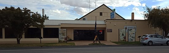 Balranald Ex-Services Club - Perisher Accommodation