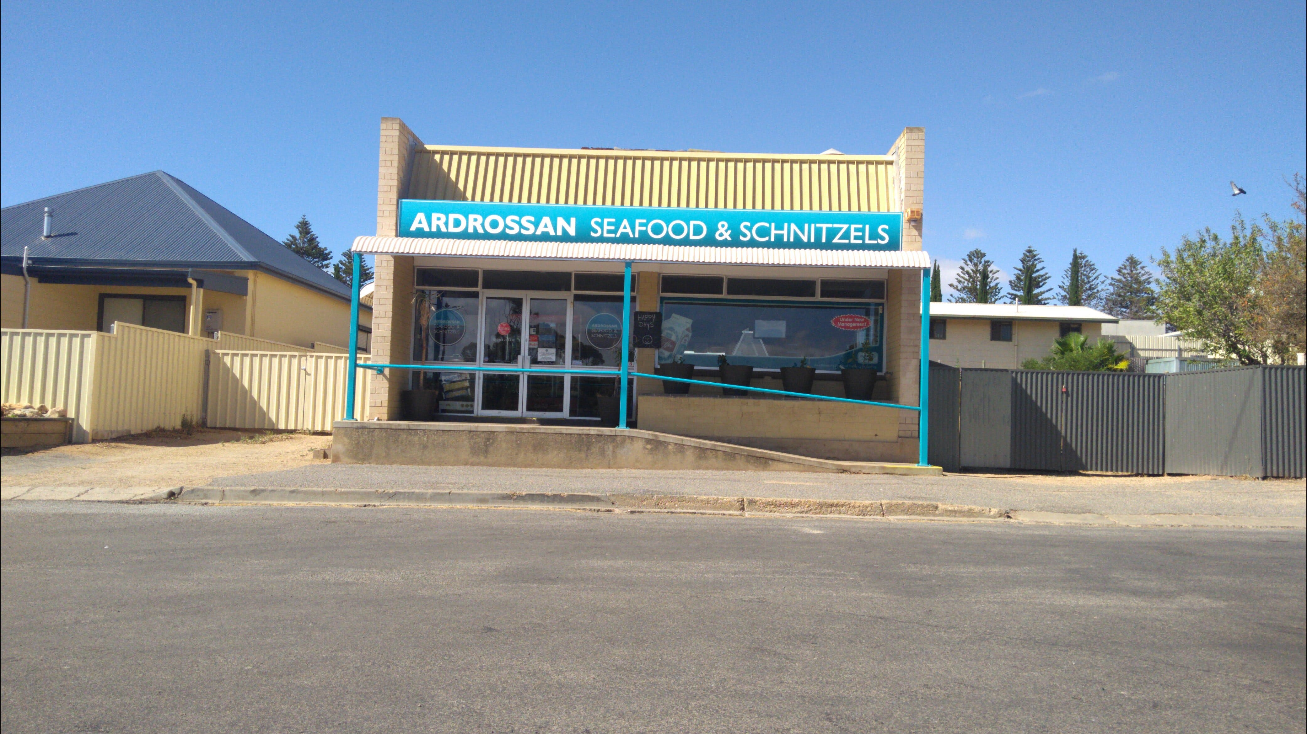 Ardrossan Seafood and Schnitzels - Perisher Accommodation