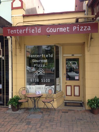 Tenterfield Gourmet Pizza - Perisher Accommodation