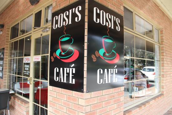 Cosis Cafe - Perisher Accommodation