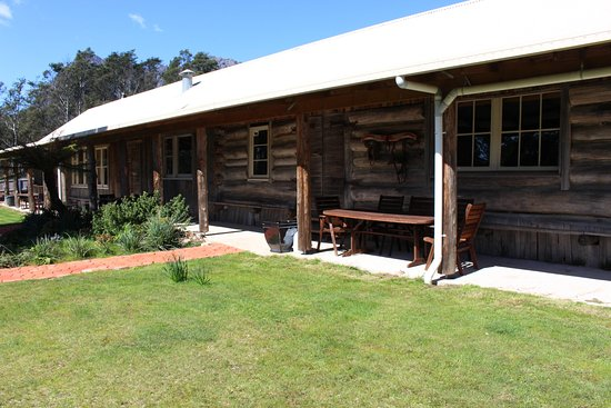 The Old Black Stump Restaurant  Function Room - Perisher Accommodation