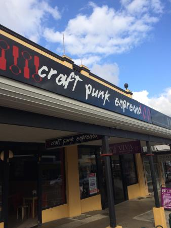 Craft Punk Espresso - Perisher Accommodation