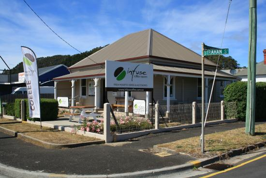 Infuse Coffee Roasters - Perisher Accommodation