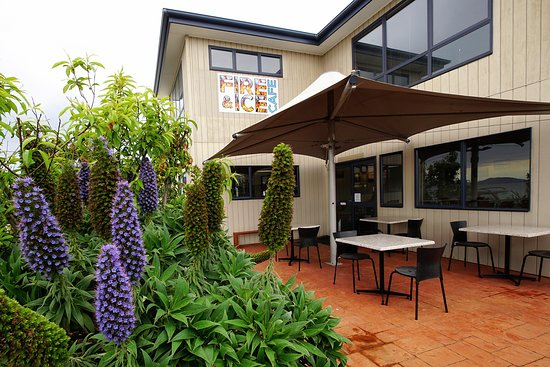 Fire  Ice Cafe - Perisher Accommodation