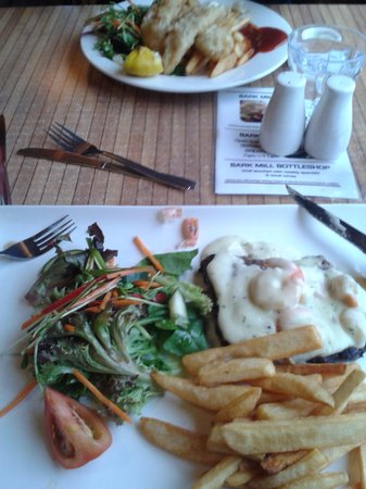 The Bark Mill Tavern  Bakery - Perisher Accommodation