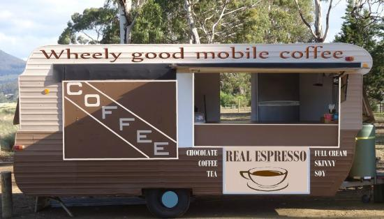 Wheel Good Mobile Coffee - Perisher Accommodation