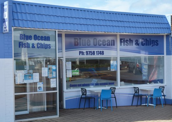 Blue Oceans Fish  Chips Augusta - Perisher Accommodation