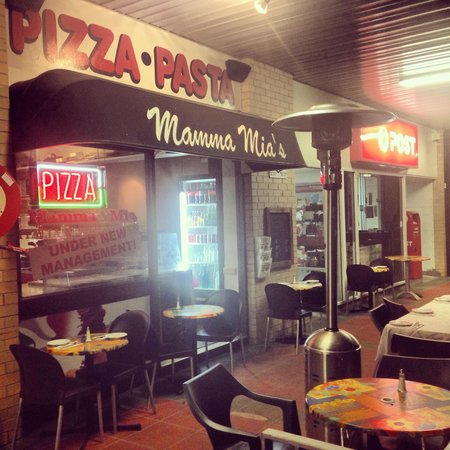 Mamma Mia's Italian Restaurant - Perisher Accommodation