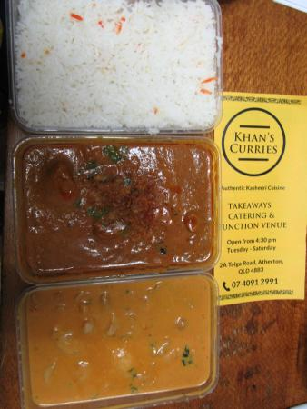 Khans Curries - Perisher Accommodation