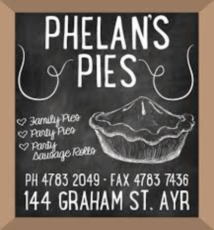 Phelan's Pies - Perisher Accommodation