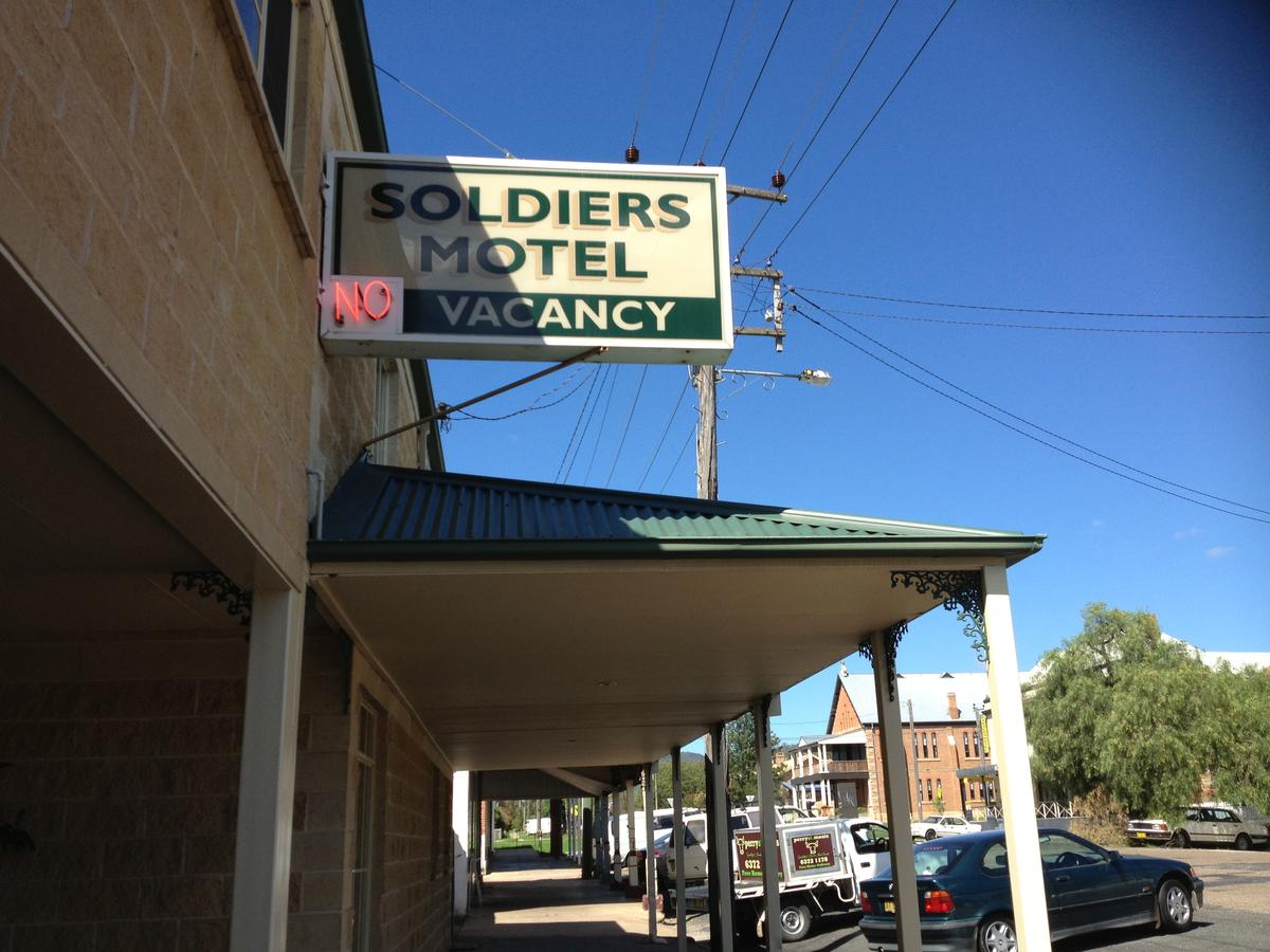 Soldiers Motel - Perisher Accommodation