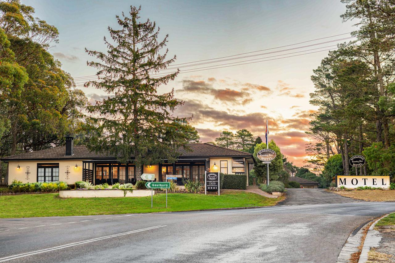 Bundanoon Country Inn Motel - Perisher Accommodation