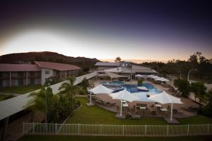 Crowne Plaza Alice Springs Lasseters - Perisher Accommodation