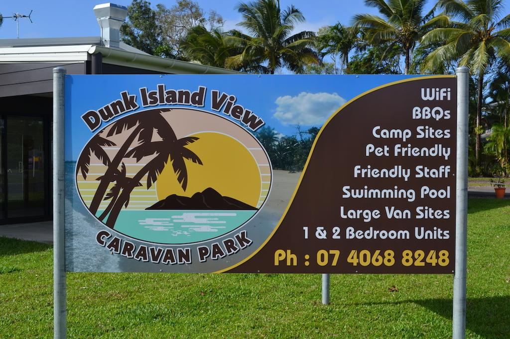 Dunk Island View Caravan Park - Perisher Accommodation