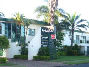 McNevins Maryborough Motel - Perisher Accommodation