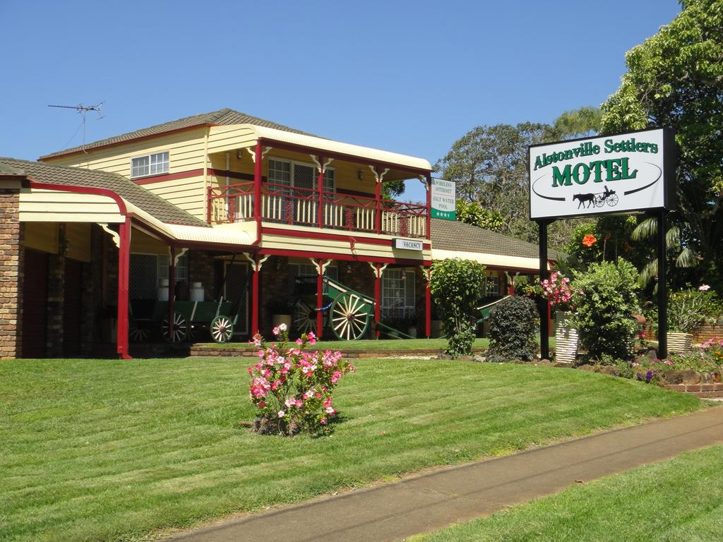 Alstonville Settlers Motel - Perisher Accommodation
